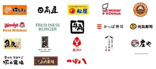 【飲食店】au PAY利用可能店舗